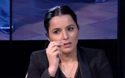 Olfa Hamdi : «Le gouvernement a tenté de m'arrêter, mais heureusement qu'on m'a alertée et je ne suis pas tombée dans le piège!»