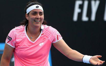Open d'Australie : Ons Jabeur et sa coéquipière se qualifient au 2ème tour du double dames