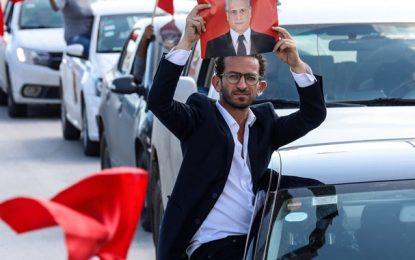 Oussama Khlifi commente la décision de libération de Nabil Karoui