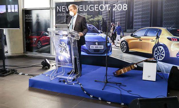 Stafim lance la Nouvelle Peugeot 208 : Futuristic & Young