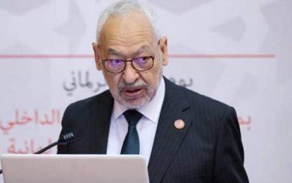 Parlement : La motion de retrait de confiance à Ghannouchi aurait recueilli plus de 100 signatures