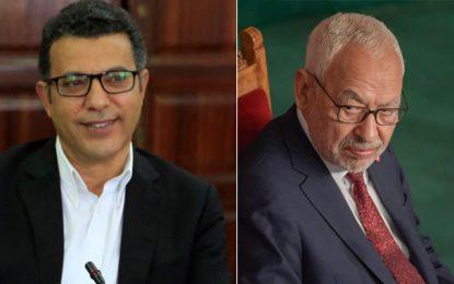 Rahoui : Ennahdha tente d'intimider les députés signataires de la motion de retrait de confiance à Ghannouchi