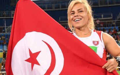 Handisport : Raoua Tlili décroche l'or au Grand Prix d'Italie 2021