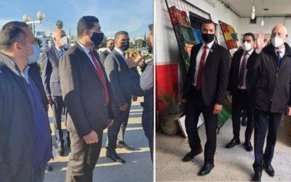 Ariana : Le président Saïed à la rencontre des citoyens