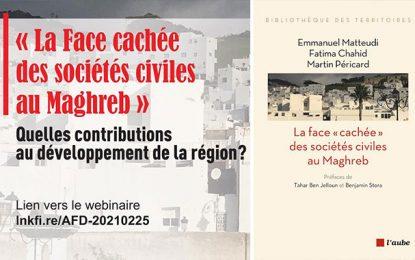 Webinaire : Contribution de la société civile au développement du Maghreb