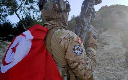 Lutte antiterroriste : Découverte d'une cache d'explosifs et saisie de 23 kg de TNT à Kasserine