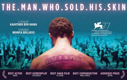 Cinéma: «L'homme qui a vendu sa peau» de Kaouther Ben Hania bientôt distribué aux Etats-Unis