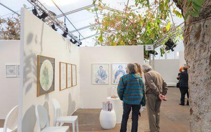 Inauguration du 1e Salon «Pour l'amour de l'art» à l'IFT
