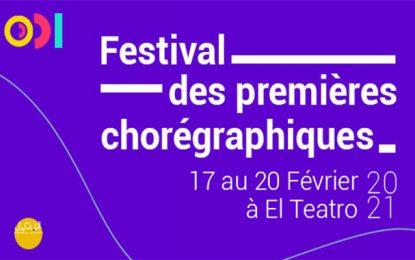 El Teatro accueille la 1e édition du Festival des premières chorégraphies