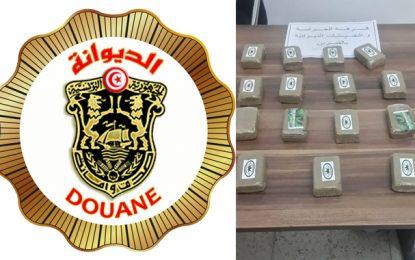 Kasserine : Un homme arrêté en possession de 15 plaquettes de cannabis