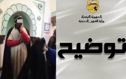 Un «imam» épinglé en état d'ivresse dans une mosquée? : Le ministère des Affaires religieuses ouvre une enquête