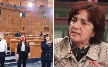 ARP : Samia Abbou appelle à s'assoir avec les députés du PDL