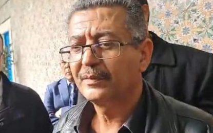 Samir Cheffi, secrétaire général adjoint de l'UGTT, dénonce le comportement du SG du Syndicat des employés parlementaires
