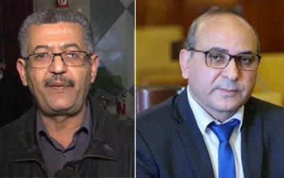 Assemblée :  Aloui (Al-Karama) exprime son soutien au syndicaliste de l'Assemblée, suspendu par l'UGTT