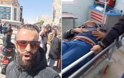 Les manifestants d'El-Kamour empêchés d'assaillir le siège du gouvernorat de Tataouine