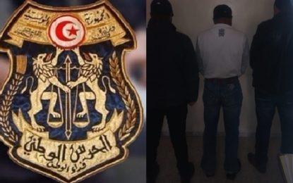 Deux terroristes condamnés à la prison ferme arrêtés à Kasserine
