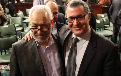 Radwan Masmoudi annonce sa démission du bureau politique du parti islamiste Ennahdha