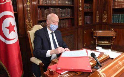Sondage Emrhod Consulting : Kaïs Saïed dispose encore d'une confortable avance