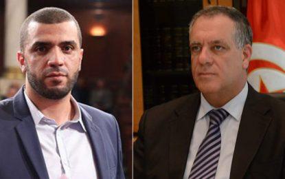Ghazi Chaouchi porte plainte contre Rached Khiari
