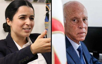Dans une lettre ouverte, Olfa Hamdi appelle Kaïs Saïed à combattre la corruption au sein de Tunisair