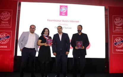 Ooredoo élu Meilleur service client de l'année 2021