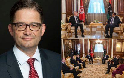 L'ambassadeur d'Allemagne en Libye Oliver Owcza se réjouit de la visite du président Saïed