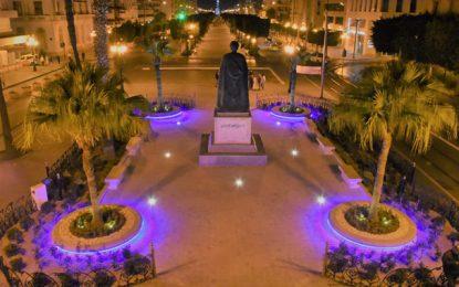 Tunis : La place de l'Indépendance rénovée (Photos)