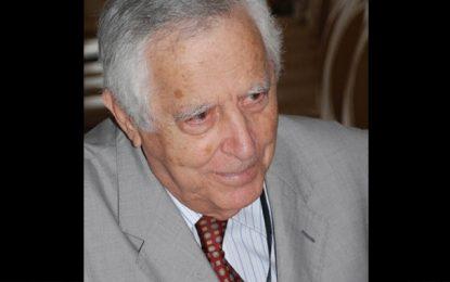 Décès du Pr Zmerli, pionnier de l'urologie en Tunisie, ancien ministre de la Santé et premier président de la LTDH