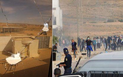 El-Kamour : Des manifestants ont vandalisé le siège de Radio Tataouine et ont insulté et harcelé les journalistes (SNJT)