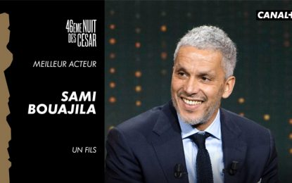 César 2021 : Sami Bouajila sacré Meilleur acteur pour son rôle dans «Un Fils» de Mehdi Barsaoui