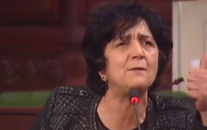 Samia Abbou à Samira Chaouachi : «Curieusement, ce n'est pas l'agression physique qui t'a dérangée» (Vidéo)