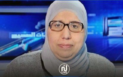 Yamina Zoghlami, meilleure amie de Nabil Karoui