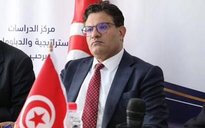 Rafik Abdessalem : «Saïed a refusé la présence de Mechichi et Ghannouchi pour suivre le lancement du satellite tunisien»