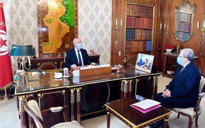 Kaïs Saïed mécontent des rencontres entre responsables Tunisiens et étrangers à l'insu du ministère des Affaires étrangères