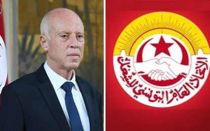 Tunisie : L'UGTT «déçue» par les mesures de Kaïs Saïed