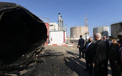 Drame de Gabès : Les habitants en colère, le président Saïed s'engage à améliorer les conditions dans la région (Photos)