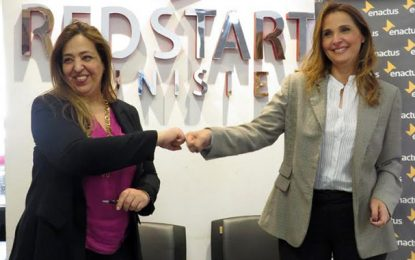 Tunisie : Enactus et Redstart signent une convention de partenariat