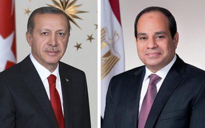 Sale temps pour les islamistes : Erdogan se rapproche de l'Égypte d'Al-Sissi