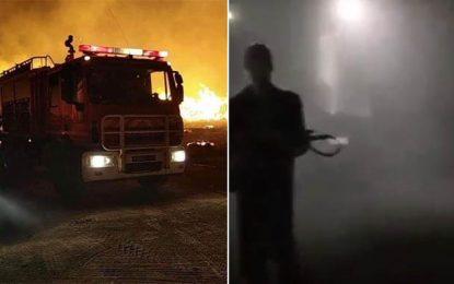 Explosion dans une usine à Boumerdès (Mahdia) : Précisions de la Protection civile