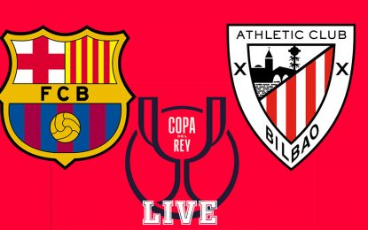FC Barcelone-Athletic Bilbao en live streaming :: Finale coupe d'Espagne 2021