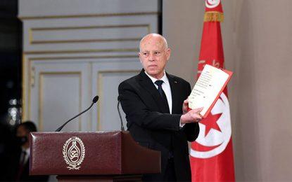 Monsieur Kaïs Saïed, la Constitution de 1959 est toute prête