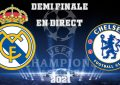 Real Madrid – Chelsea en live streaming : Demi finale LDC 2021