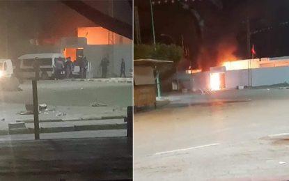 Souassi : Tensions à Sidi Zid après le décès de deux jeunes heurtés par une voiture de police