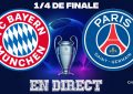 Bayern-PSG en live streaming :: 1/4 de finale LDC