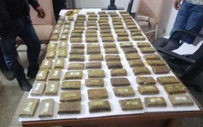 Menzel Temim : Près de 11 kg de cannabis saisis au domicile d'un repris de justice