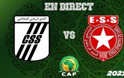 CSS-ESS en live streaming :: Coupe de la CAF 2021