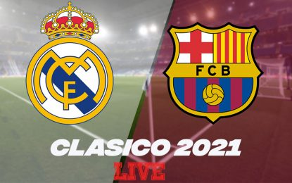 Real Madrid-FC Barcelone :: Classico 2021 en live streaming