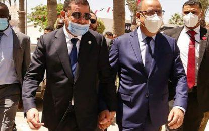 Mechichi promet de lever toutes les restrictions à la mobilité des Libyens en Tunisie