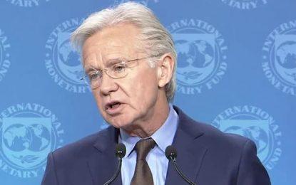 Gerry Rice : Le FMI est prêt à aider la Tunisie