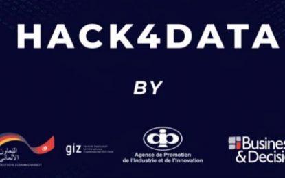 Le challenge Hack4Data se tiendra les 2 et 3 juin 2021 à Tunis